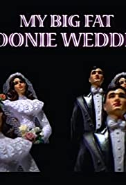 My Big Fat Moonie Wedding Poster