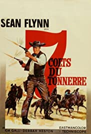 Seven Guns for Timothy Poster