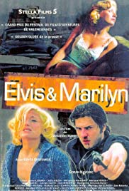 Elvis and Marilyn Poster