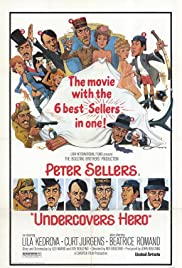 Undercovers Hero(1974) Poster - Movie Forum, Cast, Reviews