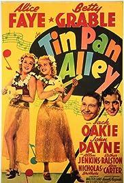Tin Pan Alley Poster