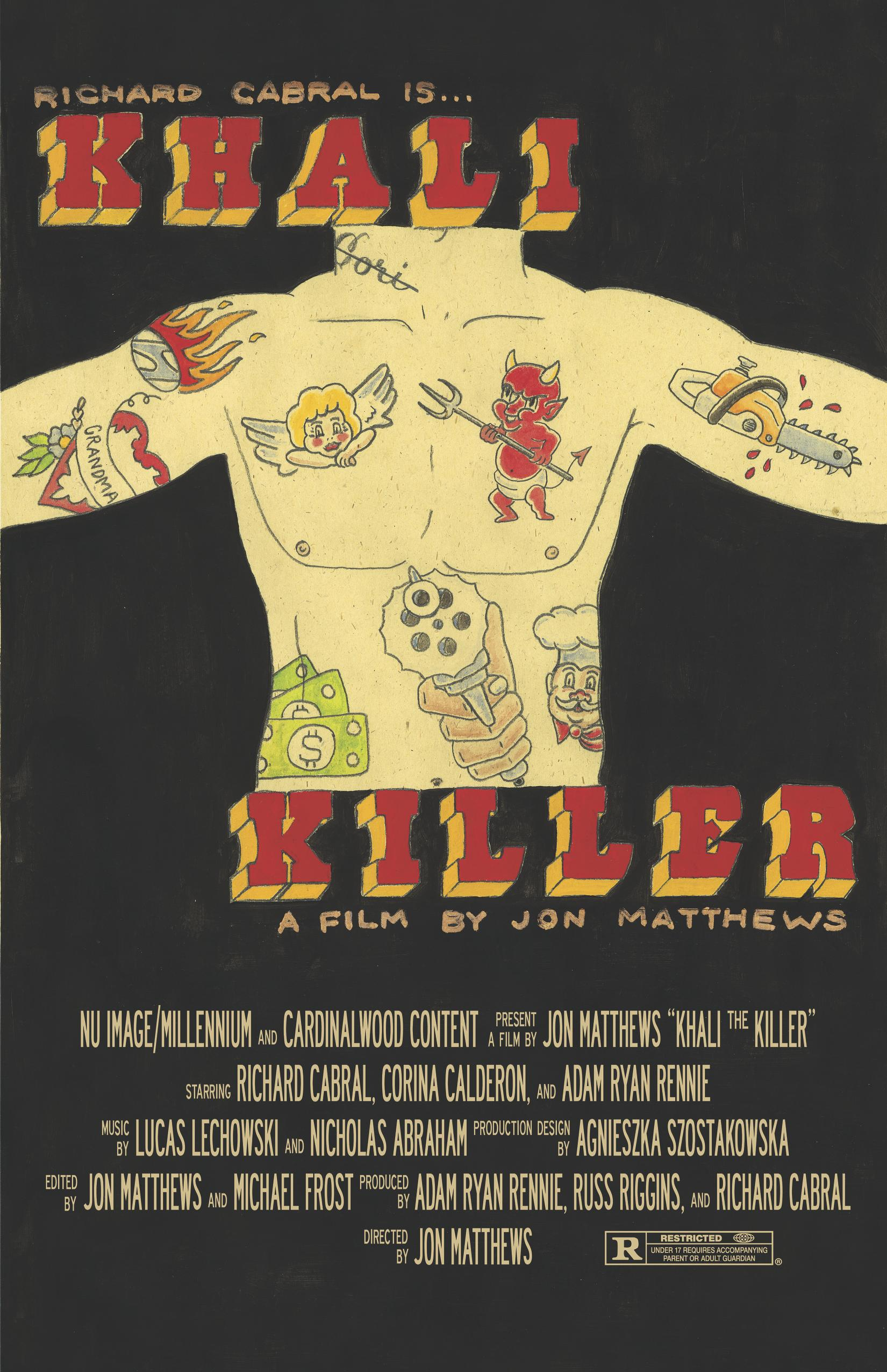 image Khali the Killer Watch Full Movie Free Online