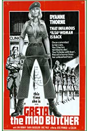 Wanda, the Wicked Warden (1977) Poster - Movie Forum, Cast, Reviews