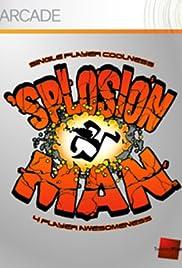 Splosion Man Poster