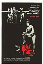 Black Tights (1961) Poster - Movie Forum, Cast, Reviews