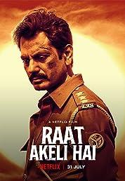 Raat Akeli Hai (2020) poster