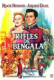 Bengal Brigade (1954) Poster - Movie Forum, Cast, Reviews