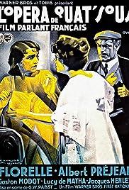 L'opéra de quat'sous(1931) Poster - Movie Forum, Cast, Reviews
