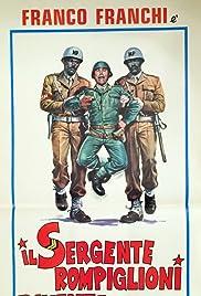 Il Sergente Rompiglioni diventa... caporale Poster