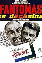 Fantômas se déchaîne (1965) Poster