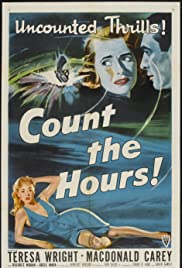Count the Hours Poster