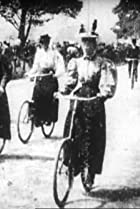 Image of Hyde Park Bicycling Scene