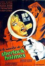 À la manière de Sherlock Holmes