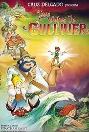 Los viajes de Gulliver Poster