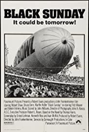Black Sunday (1977) Poster - Movie Forum, Cast, Reviews