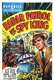 Radar Patrol vs. Spy King Poster