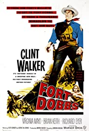 Fort Dobbs (1958) Poster - Movie Forum, Cast, Reviews