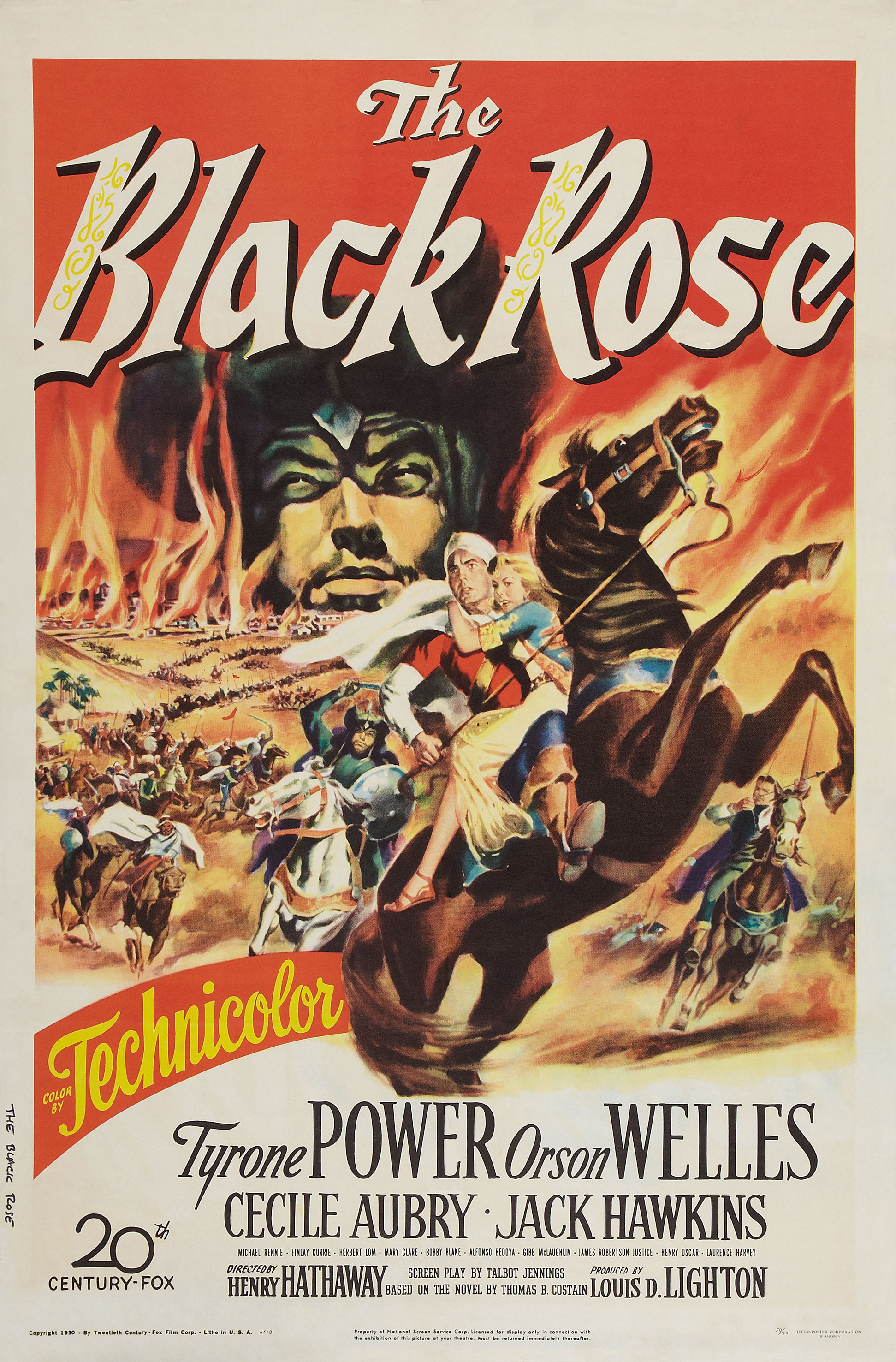 image The Black Rose Watch Full Movie Free Online