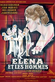 Elena and Her Men(1956) Poster - Movie Forum, Cast, Reviews