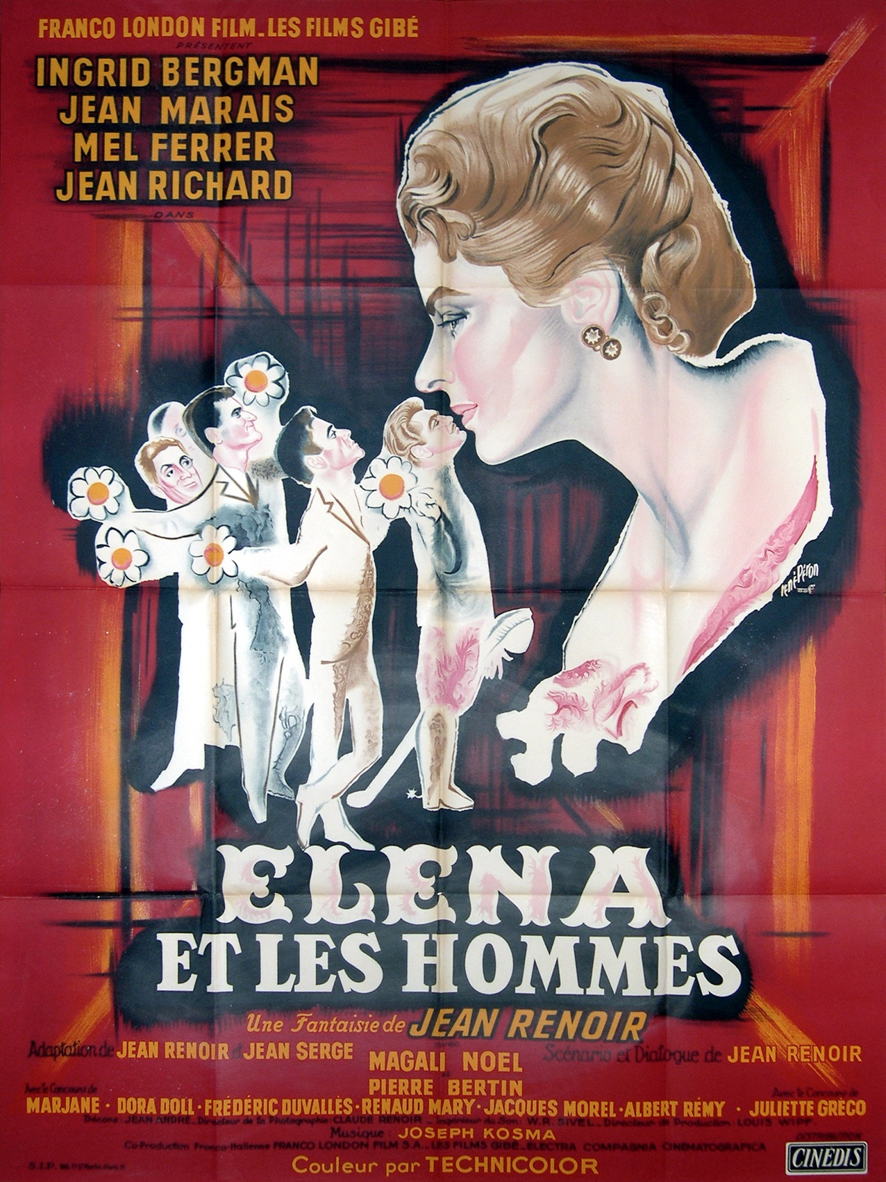 image Elena et les hommes Watch Full Movie Free Online