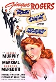 Tom, Dick and Harry (1941) Poster - Movie Forum, Cast, Reviews