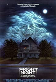 Fright Night (1985) Poster - Movie Forum, Cast, Reviews