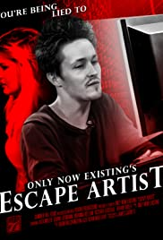 Only Now Existing's Escape Artist Poster