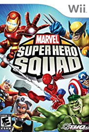 Marvel Super Hero Squad Poster