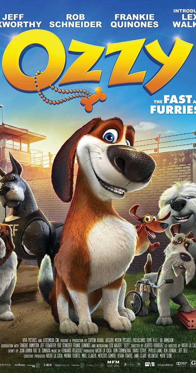 Didysis šunų pabėgimas / Ozzy (2016) Online