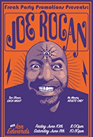 Joe Rogan: Triggered(2016) Poster - TV Show Forum, Cast, Reviews
