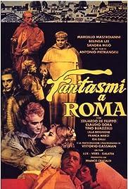 Fantasmi a Roma Poster
