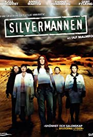 Silvermannen Poster - TV Show Forum, Cast, Reviews