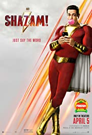 Shazam! (English)