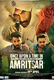 Once Upon a Time in Amritsar Poster