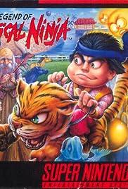 Legend of the Mystical Ninja Poster