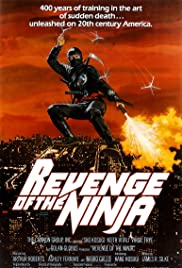 Revenge of the Ninja(1983) Poster - Movie Forum, Cast, Reviews