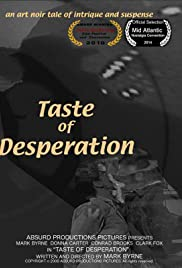 Taste of Desperation Poster
