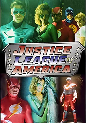 Justice League of America Poster
