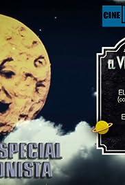 El viaje a la Luna Poster