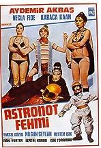 Fehmi the Astronaut
