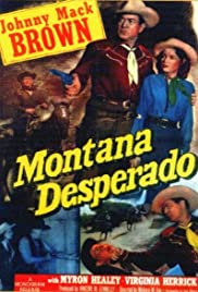 Montana Desperado Poster