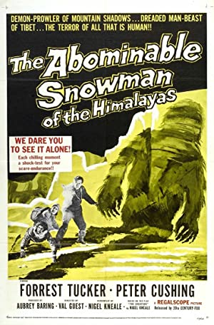 Permalink to Movie The Abominable Snowman (1957)