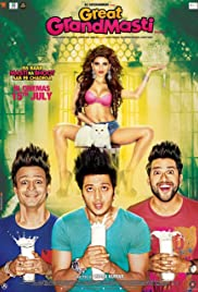 Great Grand Masti (2016) Poster - Movie Forum, Cast, Reviews