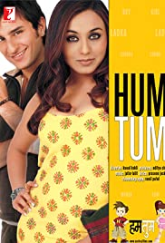 Hum Tum (2004) Poster - Movie Forum, Cast, Reviews