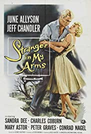 A Stranger in My Arms(1959) Poster - Movie Forum, Cast, Reviews