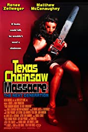 The Texas Chainsaw Massacre: The Next Generation poster