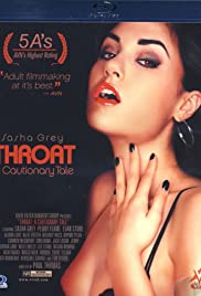 Throat: A Cautionary Tale Poster