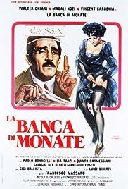 La banca di Monate Poster