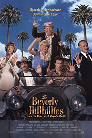 The Beverly Hillbillies poster