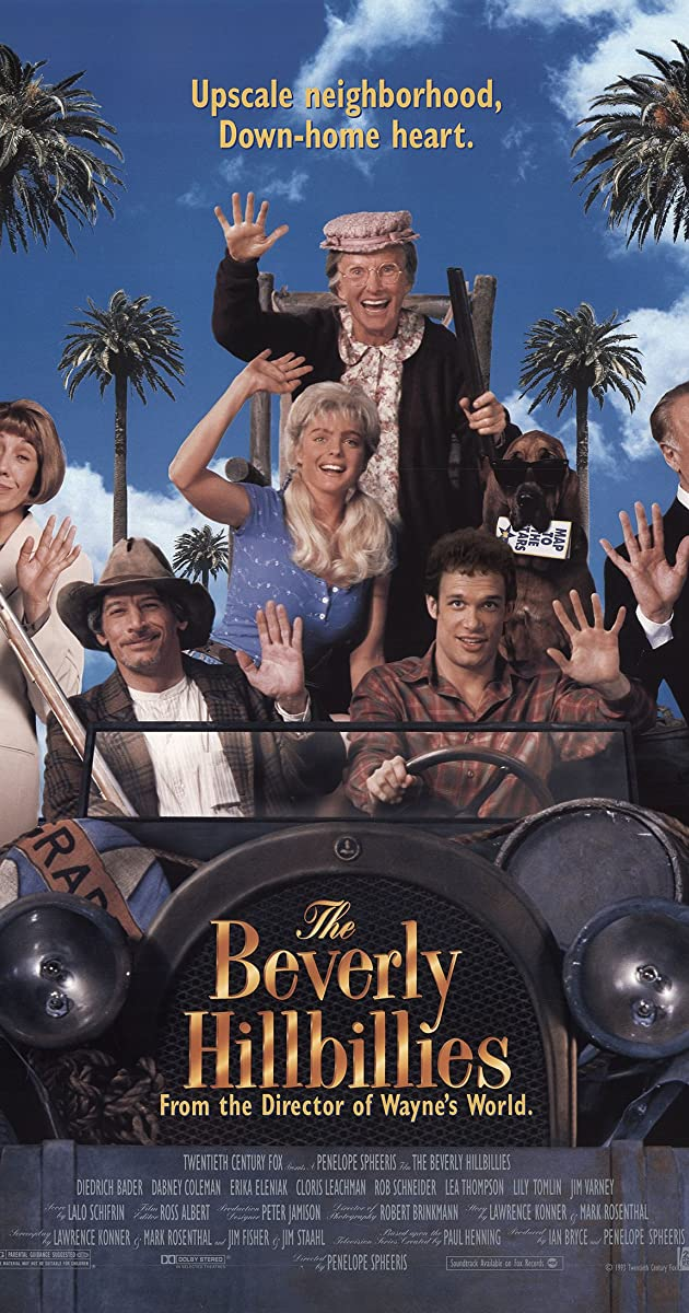 Kaimiečiai Beverlyje / The Beverly Hillbillies (1993) Online